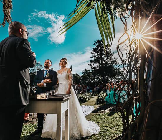 Casamento Rayane e Wander - Castelo Country Clube