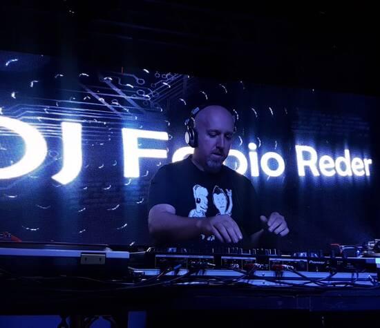 DJ Fabio Reder - Pro DJs Brasil