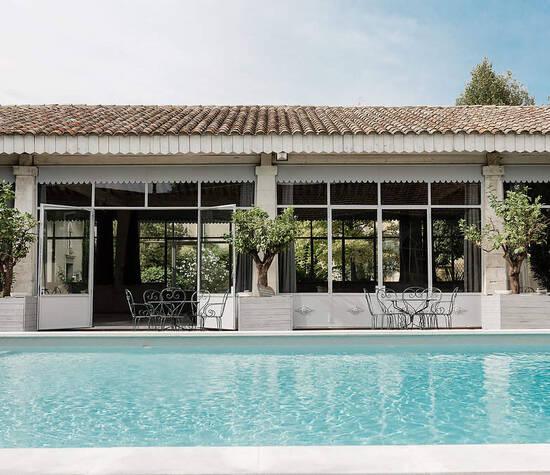 La piscine -crédit photo Marta Puglia