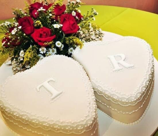 Tamika - Papel de Casamento