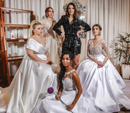 Noivas por Nathalia Marques