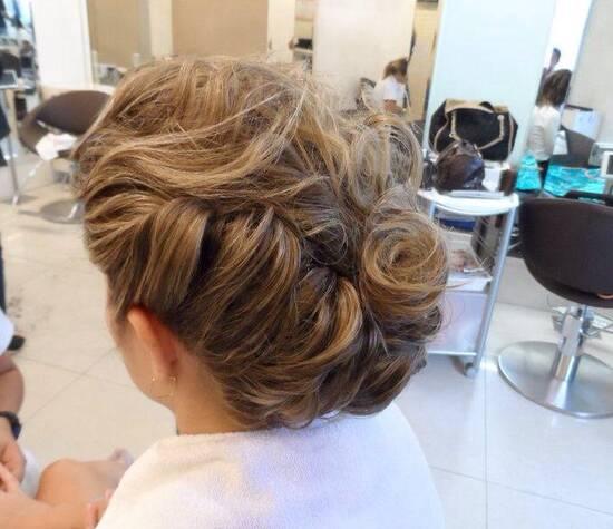 Lounge Hair Style