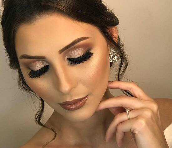 Bruna Villas Boas Make Up