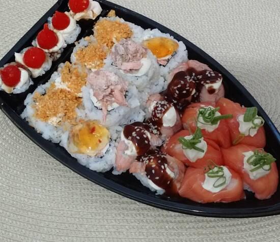 Taz - Sushiman Buffet Japonês