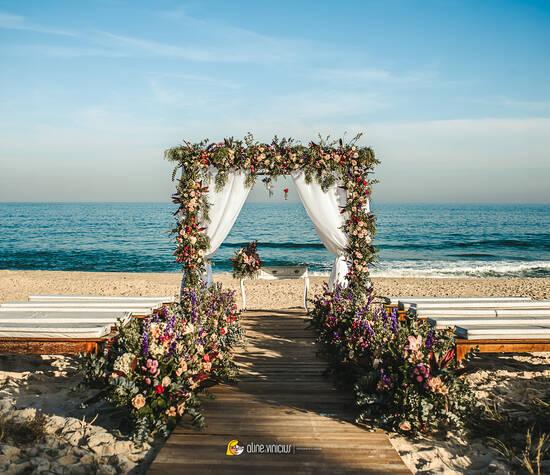 Casamento na Praia - Rio de Janeiro