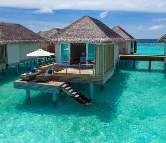 Maldivas, um sonho de todo casal em lua de mel
