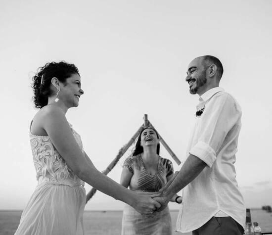 Cerimônia de Casamento Personalizada