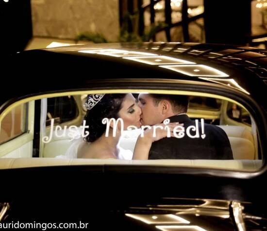 Aluguel de carros Casamento