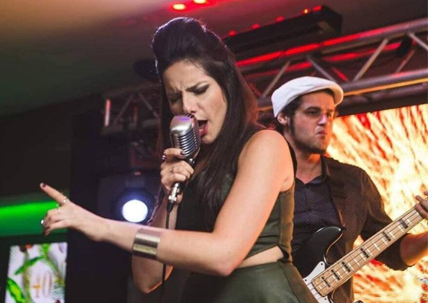 Gabi Brandão Cantora: conheça sua voz marcante, simpatia, carisma e energia, e seja surpreendido por uma apresentação impecável e inesquecível!