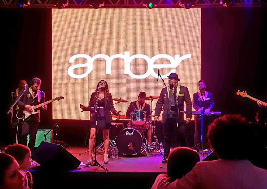 Amber Produções: Soluções musicais perfeitas para deixar o casamento ainda mais inesquecível!