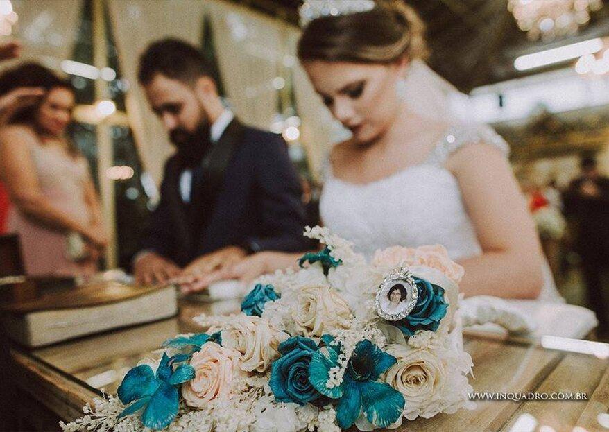 Flor de Cór: conheça todos os benefícios da utilização de flores naturais preservadas em seu casamento