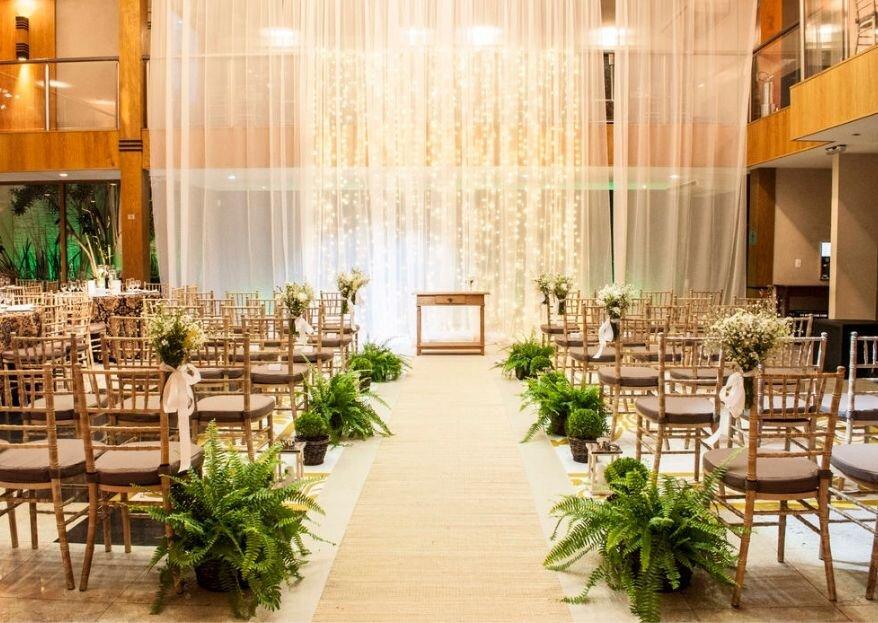 Casa Tuim: um espaço versátil com um serviço de gastronomia totalmente adaptável ao desejo dos noivos