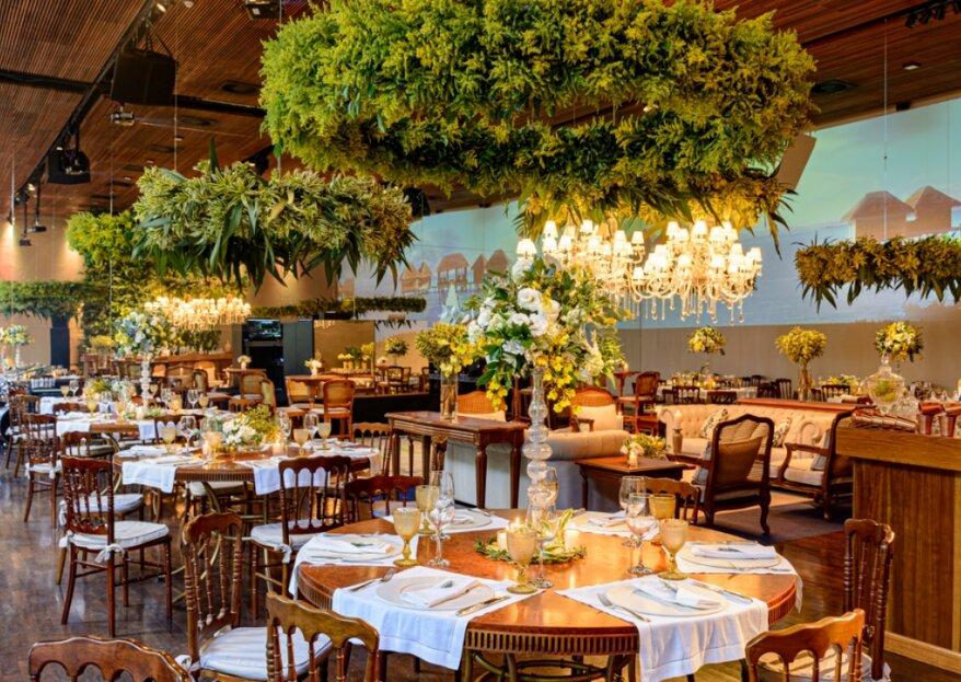 Casa Lucci: o espaço para casamentos que possui tudo o que você precisa para celebrar o melhor dia da sua vida