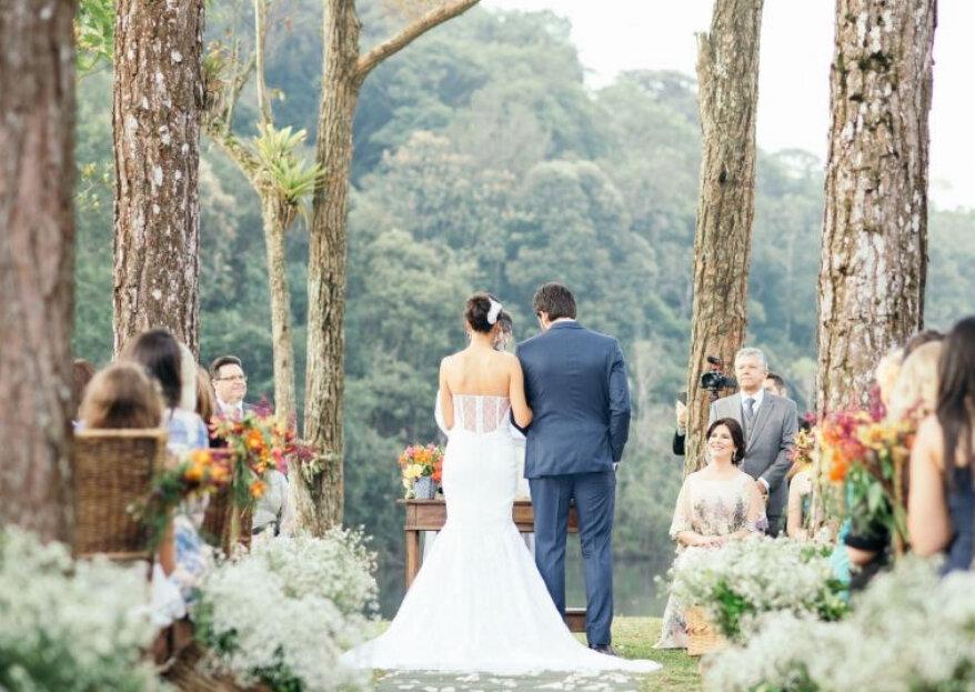Vídeos de casamentos emocionantes, divertidos e leves: confira os MELHORES e escolha o seu videomaker!