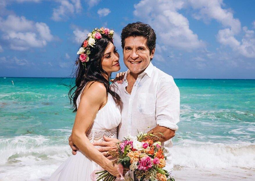 Cantor Daniel faz surpresa para esposa Aline Prado e renova votos em Miami!