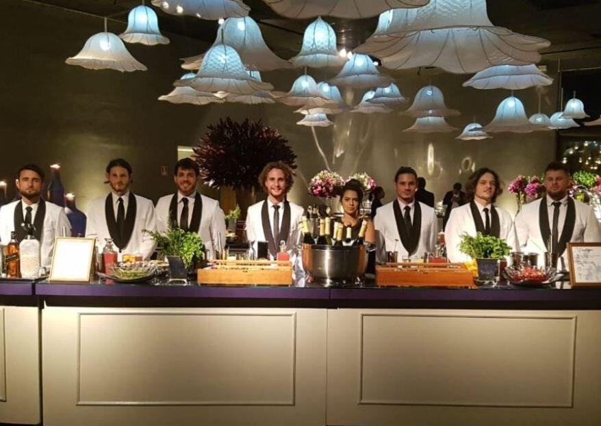 DrinKings Open Bar dá conselhos de expert: descubra como escolher o serviço de open bar perfeito para o sucesso da sua festa de casamento!