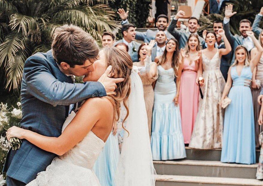 Filmagem de casamento no Rio de Janeiro: confira os melhores videomakers!