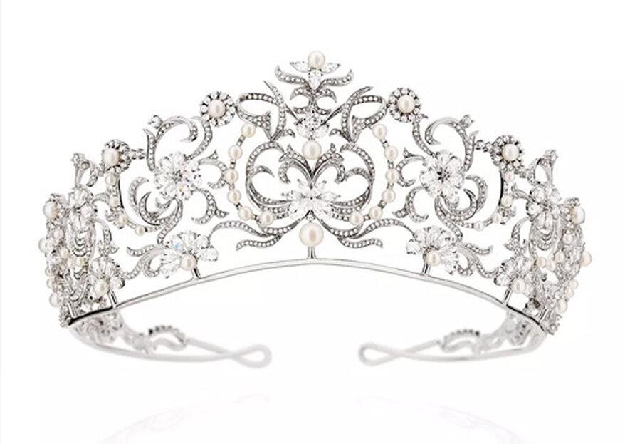 Como escolher a tiara e coroa vintage que mais combina com você?