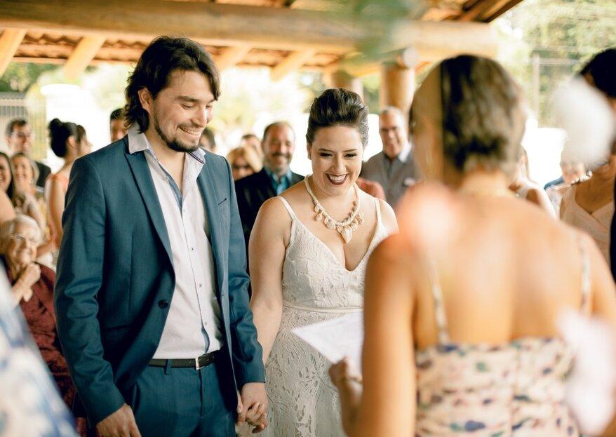 Casamento civil: saiba o que é mais importante na organização
