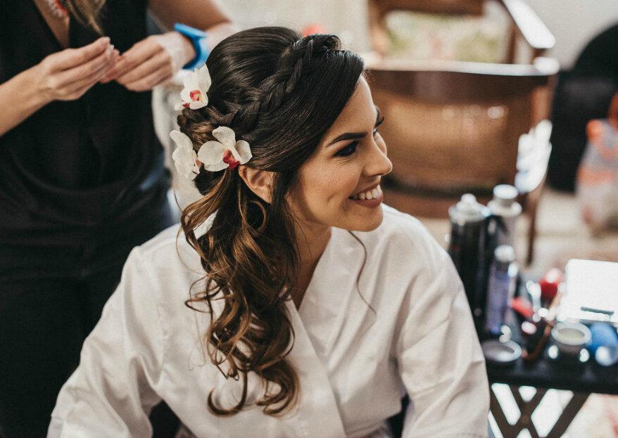 A realização do dia da noiva: tudo o que ela necessita para o seu grande dia!
