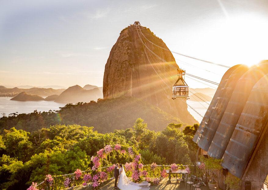 Rosí Medeiros: Conheça a cerimonialista carioca especializada em realizar casamentos inesquecíveis integrados à natureza