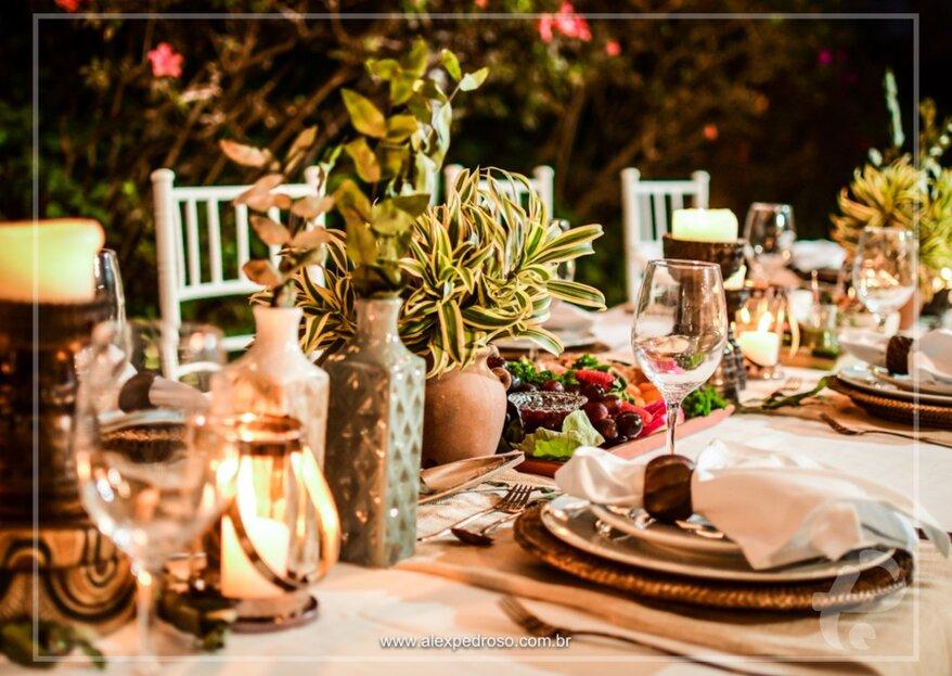 Thiago Palmeri Eventos: Decorações lindas que refletem com perfeição a essência e a personalidade de cada casal