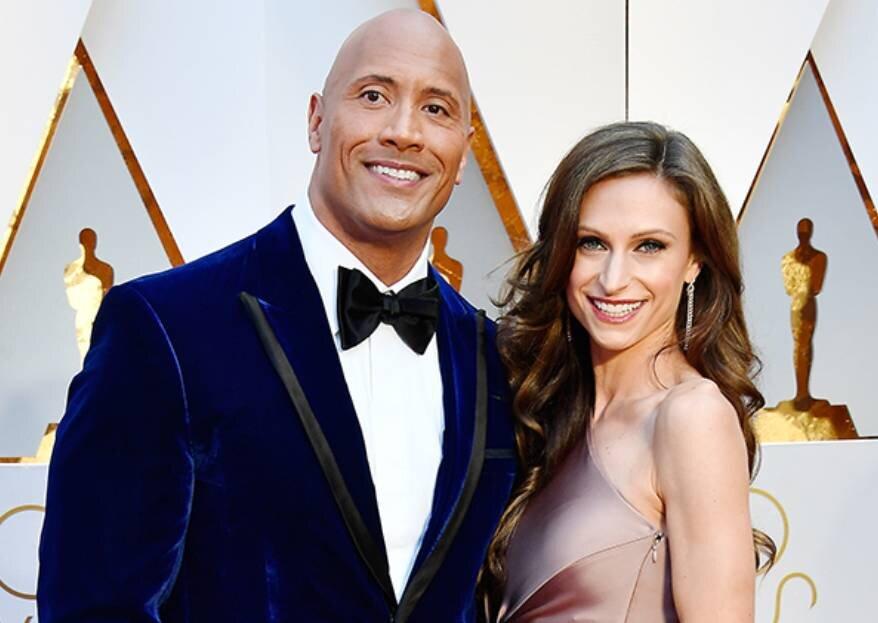 """Dwayne """"The Rock"""" Johnson se casa no Havaí!"""