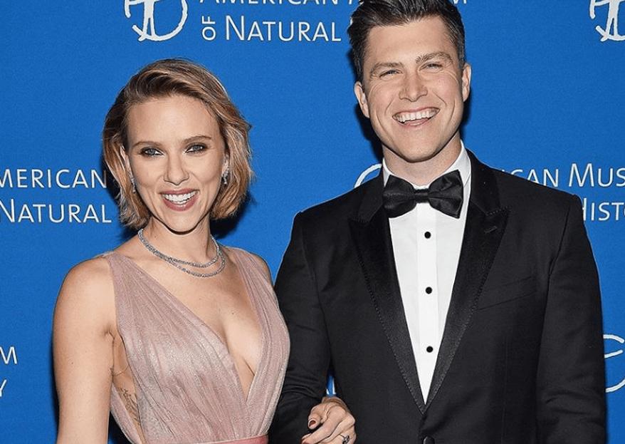 Scarlett Johansson fica noiva pela terceira vez