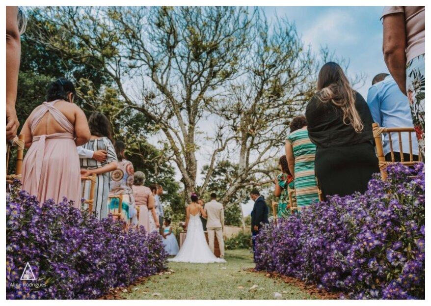 Faça do seu casamento um sonho com os fornecedores perfeitos!