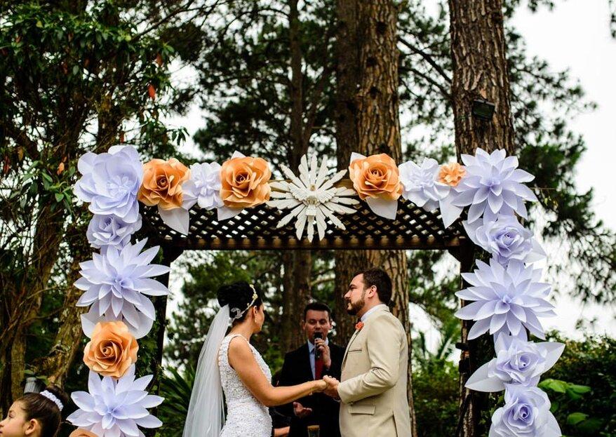 Tafetá Assessoria e Celebração Social de Casamento: seu casamento nas mãos de profissionais experientes e apaixonados pelo que fazem