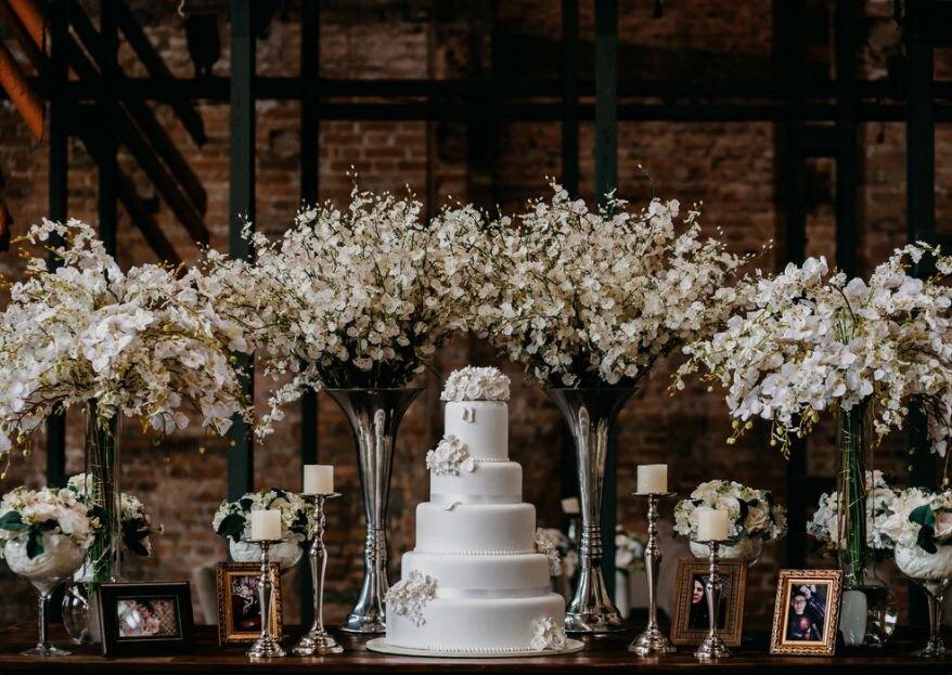 Harianne Decorações: casamentos elegantes e sofisticados na medida certa