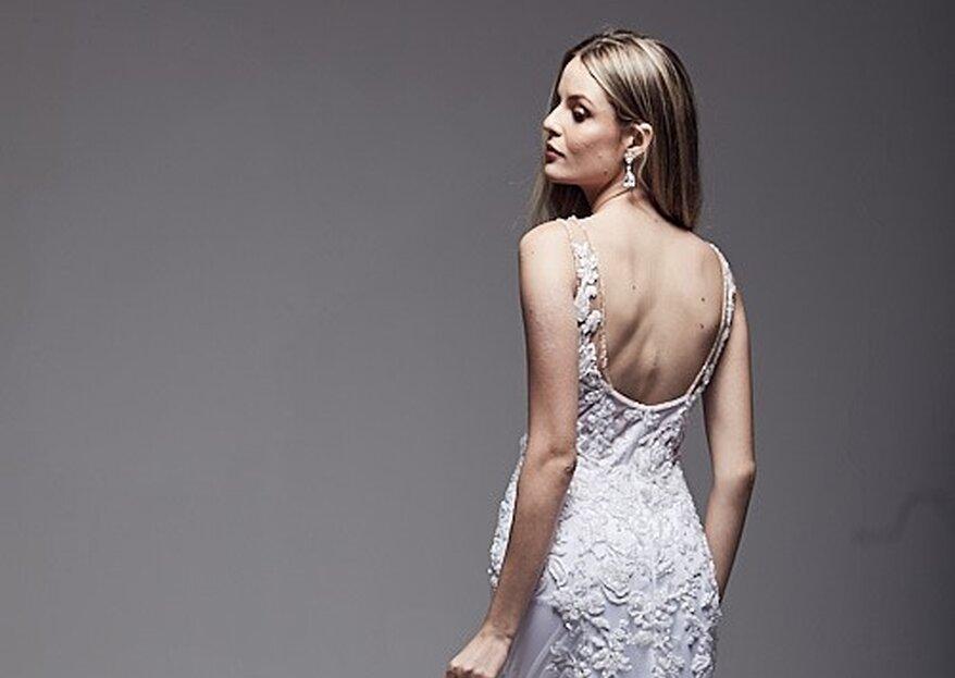 Atelier NinaGabriela: Encontre aqui um vestido para chamar de seu e chegue ao altar linda e pronta para dizer sim!