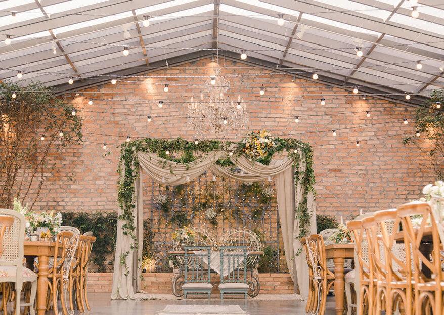 Casa Quintal: casarão com clima campestre e aconchegante ideal para casamentos intimistas