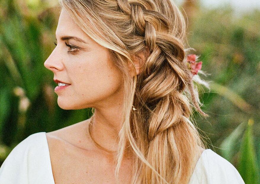 Guia Completo de penteados para casamento: + de 250 ideias para o seu cabelo!