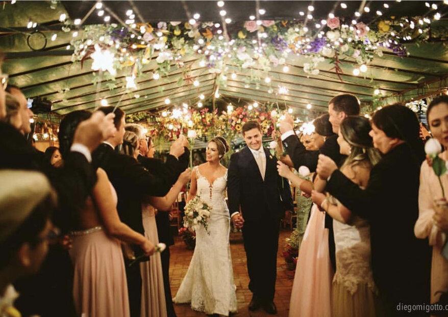 JHS entretenimento: excelência em sonorização e iluminação para casamentos inesquecíveis