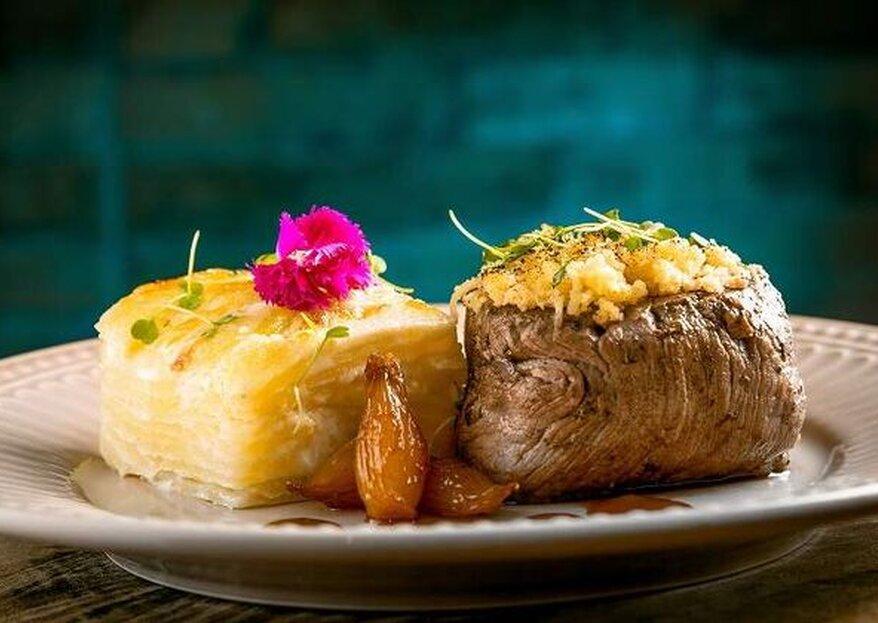 Até o último pedacinho: os caterings que farão os seus convidados pedirem mais!