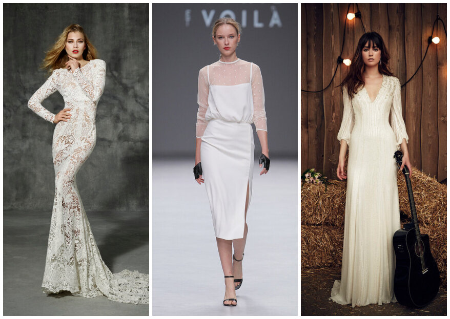 + de 40 ideias e modelos de vestidos o casamento civil! Como escolher o vestido perfeito para casamento civil?