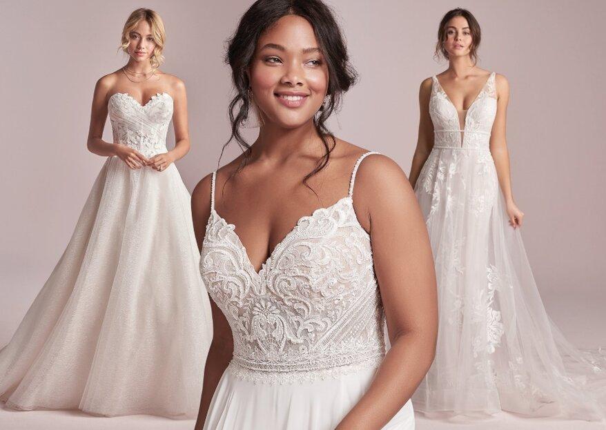 Quando começar a busca por seu vestido de noiva?