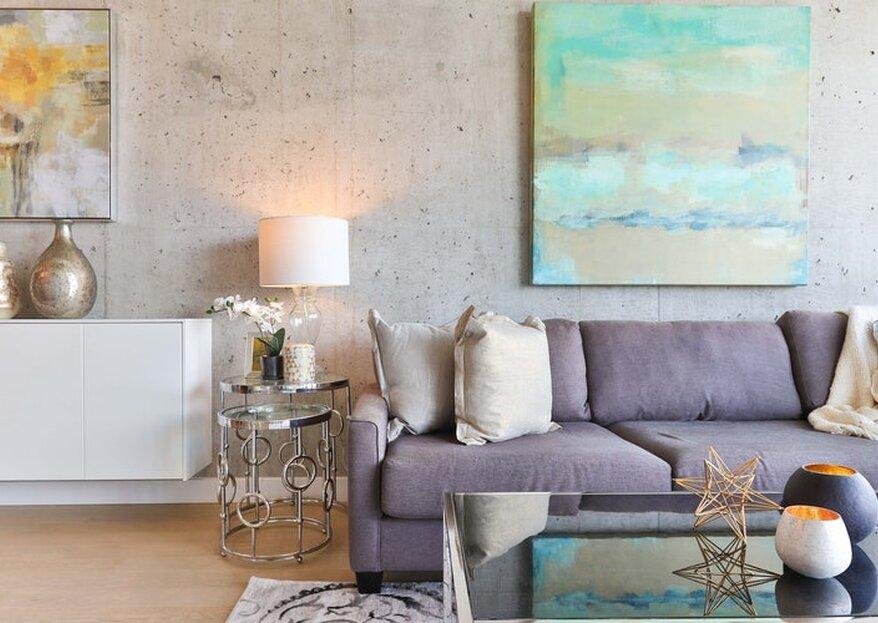 Unindo economia e bom gosto: saiba como a decoração econômica pode trazer um diferencial para o lar do casal