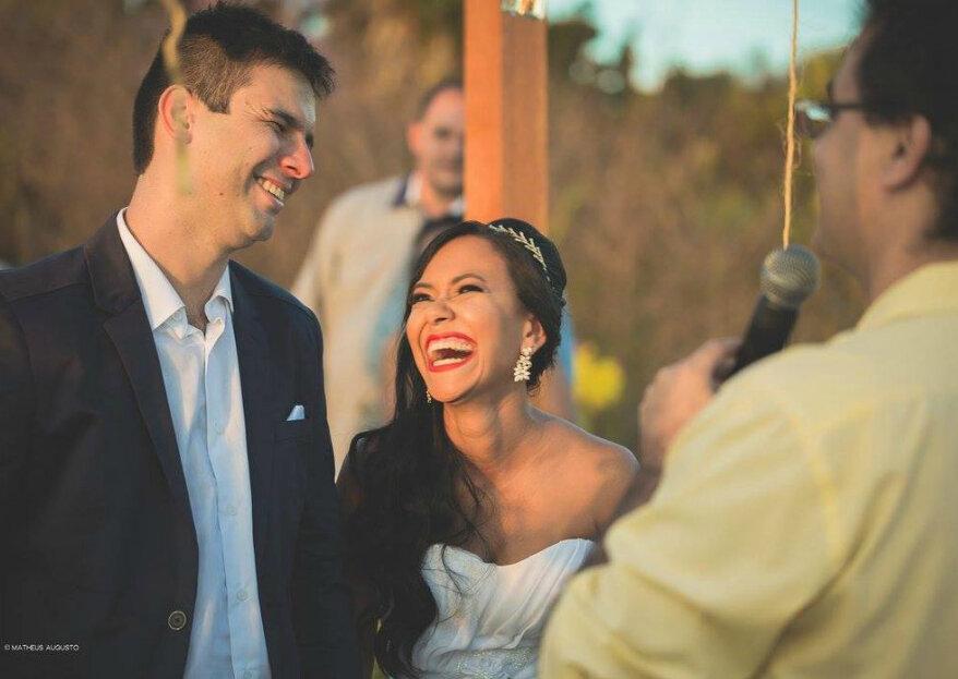 6 dicas para noivos a caminho do altar