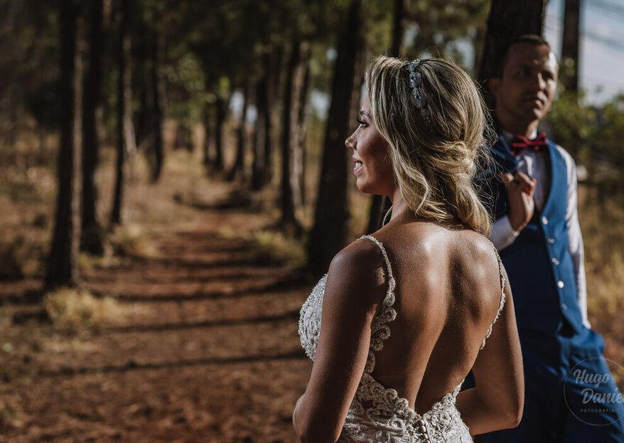 Acerte na escolha dos profissionais de fotografia e filmagem e eternize os melhores momentos do seu casamento!