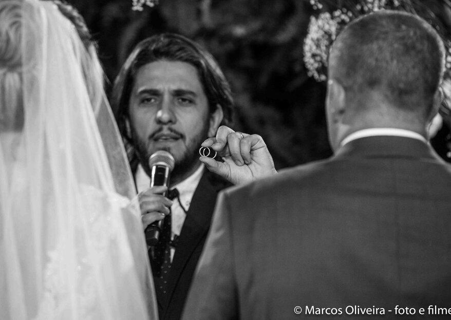 Luciano Toledo: um celebrante, um propósito - ajudar pessoas a encontrarem sua maneira de construir uma família baseada no amor e a serem mais felizes