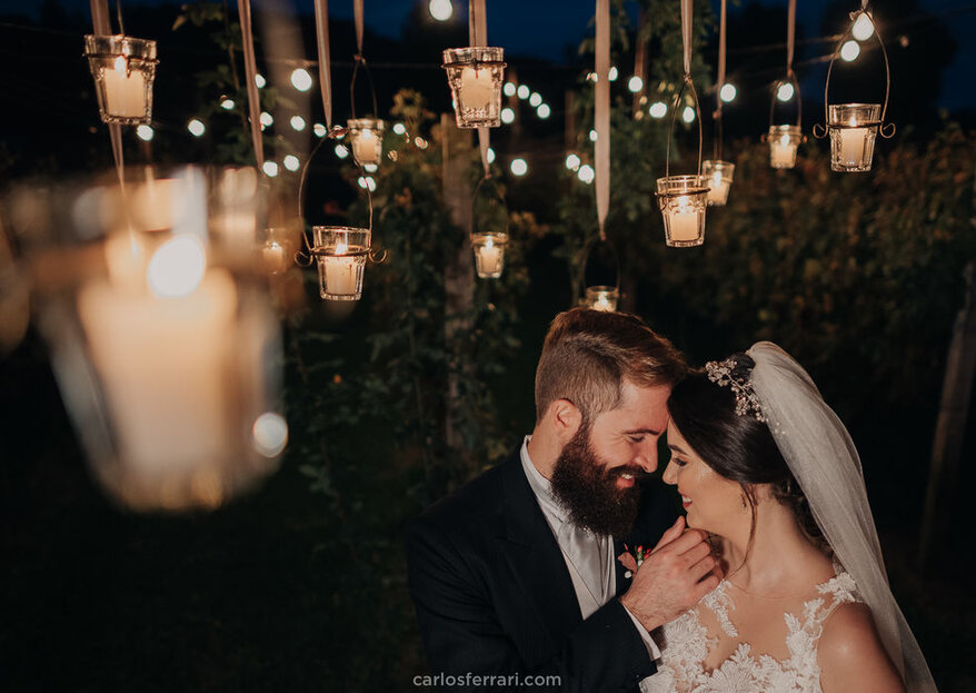 "Vou me casar! Por onde começar? Tudo o que necessita saber para ter ""O"" casamento!"