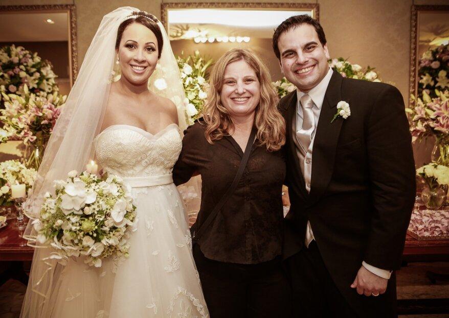 Cinthia Rosenberg Assessoria em Eventos: segurança e experiência de mais de uma década organizando casamentos perfeitos