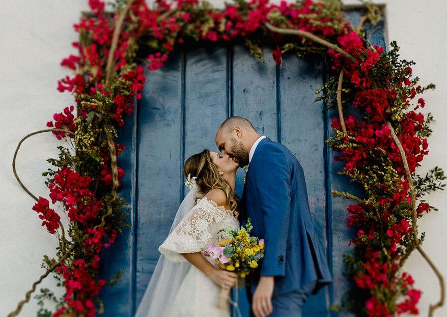 Planeja um casamento ao ar livre? Confira 10 dicas desses wedding planners especialistas!