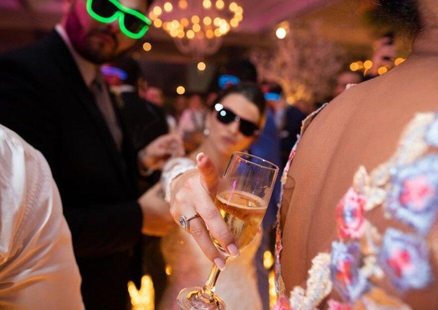 Como escolher as bebidas para o casamento: fique por dentro com esses 5 passos!