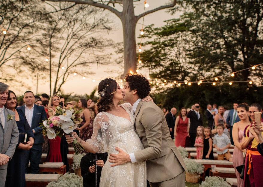 Garanta fotos de casamento lindas, retratando emoção e beleza com clicks espontâneos