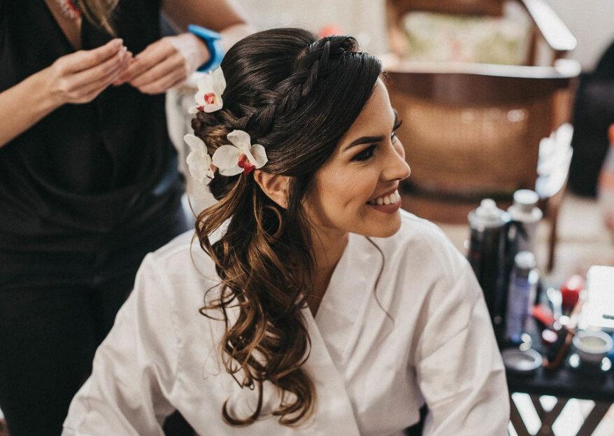 O que você precisa saber sobre a prévia de maquiagem da noiva. Descubra tudo com Claudia Mendes Makeup!
