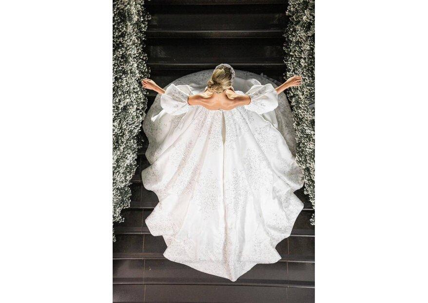 Casamento da Thássia Naves e do Artur Attie entra no hall dos grandes eventos do ano