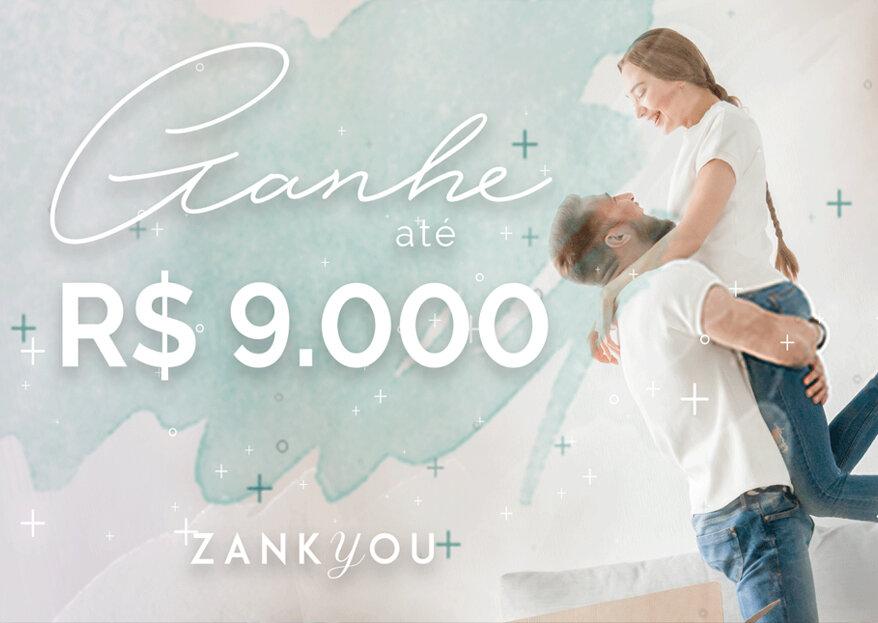 Já temos os ganhadores da primera Edição do Sorteio Zankyou!